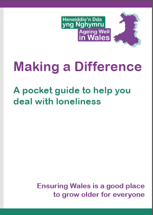Making a Difference: a pocket guide to help you deal with loneliness